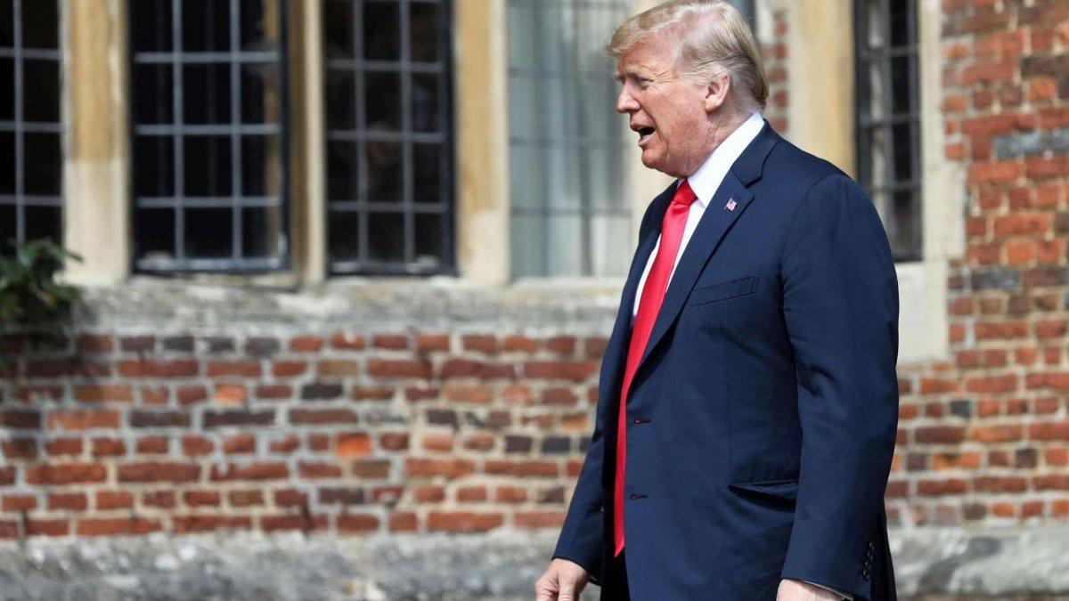 Trump: 'Ue nostro nemico e in parte anche Russia e Cina' #trump https://t.co/6MZWWgG0xf