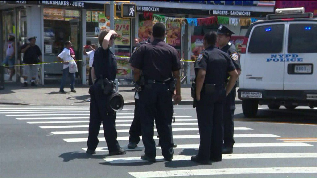 Arrest made in Brooklyn triple stabbing that killed 15-year-old https://t.co/JGoqgvM8WT