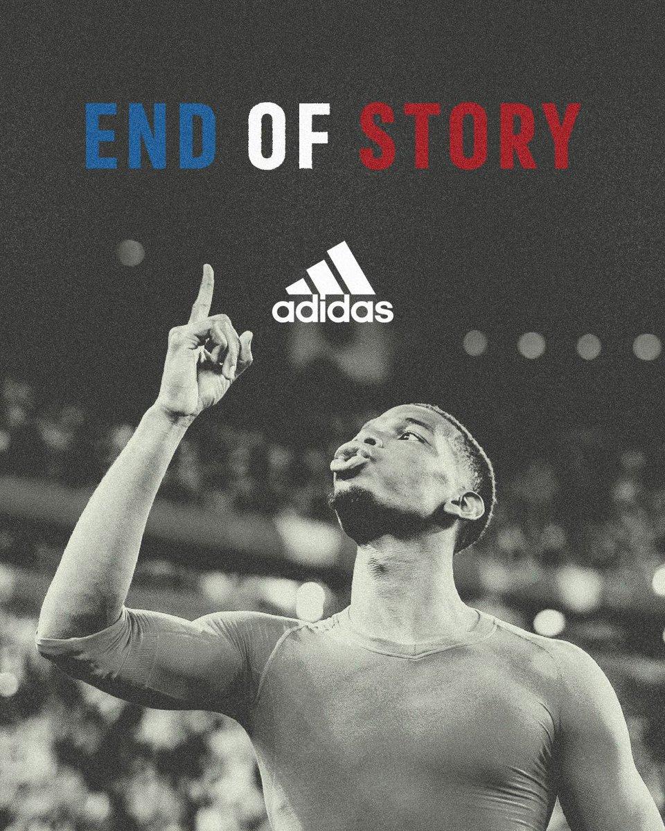 .@paulpogba - WORLD CUP CHAMPION 🏆.  Congratulations!  #worldcup #heretocreate