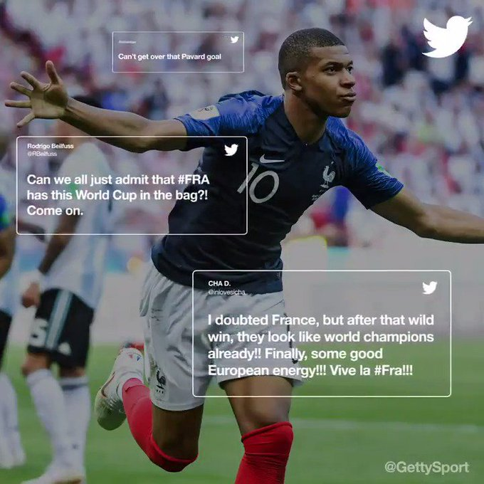 Twitter Publishes Insights into the 2018 #WorldCup Conversation 2 | Digital Marketing Community