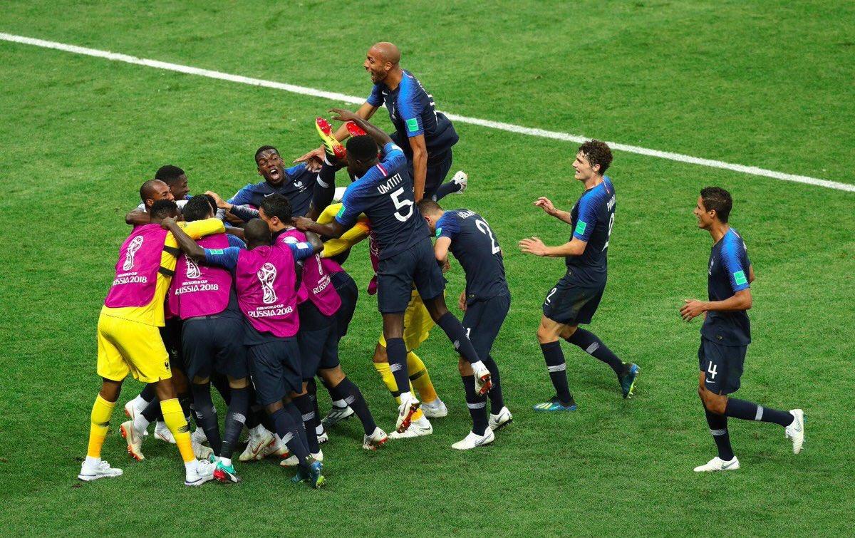 France - World Champions. 🇫🇷