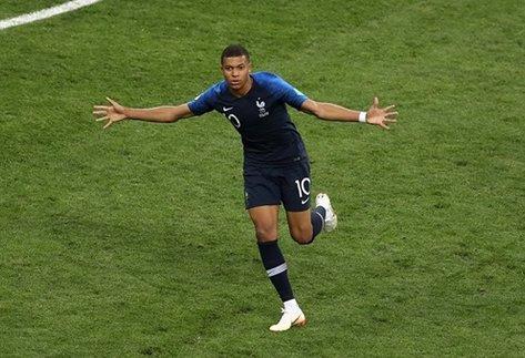 The first teenager to score in a World Cup final since Pelé in 1958.  https:// goo.gl/zJnfiH  &nbsp;    #Perisic ##WorldCupFinal   #France  #fra  #CRO   #Russia2018   #VamosCroacia #EuropeanUnion #NovakDjokovic #Modric<br>http://pic.twitter.com/6KFeynuycY