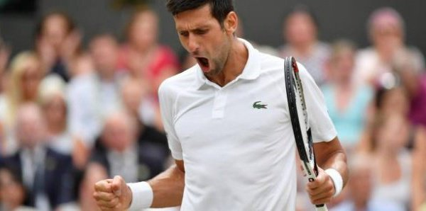 Wimbledon : Novak Djokovic sacré pour la quatrième fois à Wimbledon Plus de deux ans après sa dernière victoire en Grand Chelem, Novak Djokovic est de retour au sommet : le Serbe a battu Kevin Anderson (6-2, 6-2, 7-6[3]), dimanche en finale de...  https:// www.riopost.net/notes/Wimbledon-Novak-Djokovic-sacre-pour-la-quatrieme-fois-a-Wimbledon_b23748758.html  - FestivalFocus