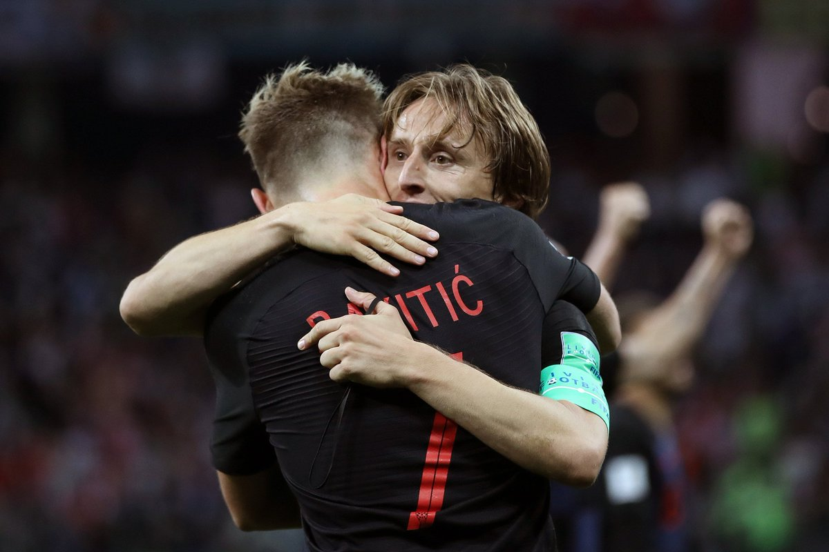 Mundo da Bola's photo on Modric