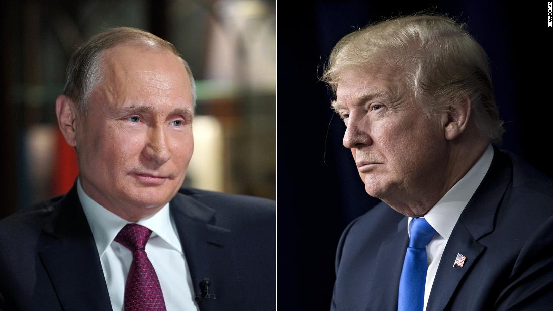 Why President Trump is the distraction Russian President Vladimir Putin needs https://t.co/sZ84yjZi9P | Analysis by Nathan Hodge