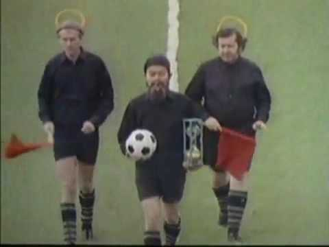The Monty Python Philosophy Football Match: The Ancient Greeks Versus the Germans https://t.co/k6XQFl661F