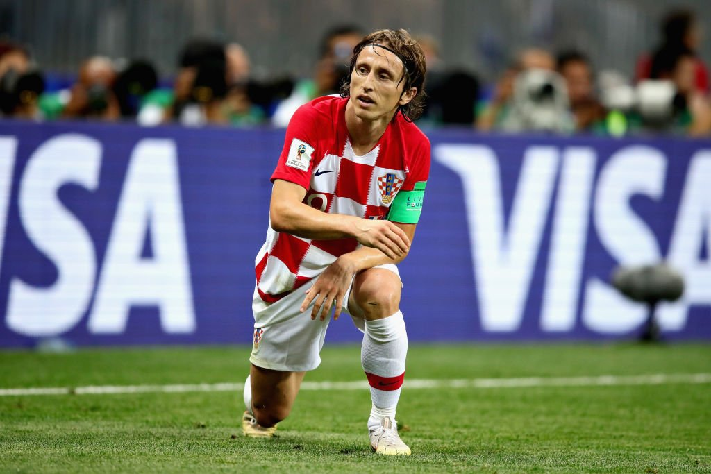 Fútbol Crack's photo on Modric