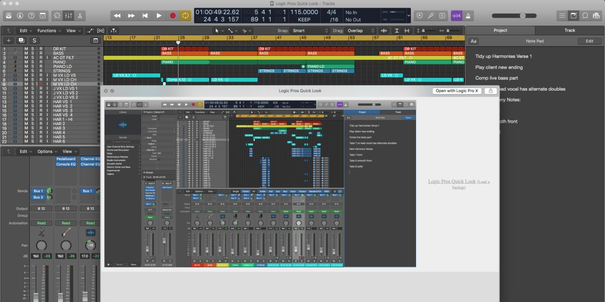Feature Request: Audio Quick Look previews for Logic Pro sessions inFinder https://t.co/vlje2Ny5ls by @justinkahnmusic