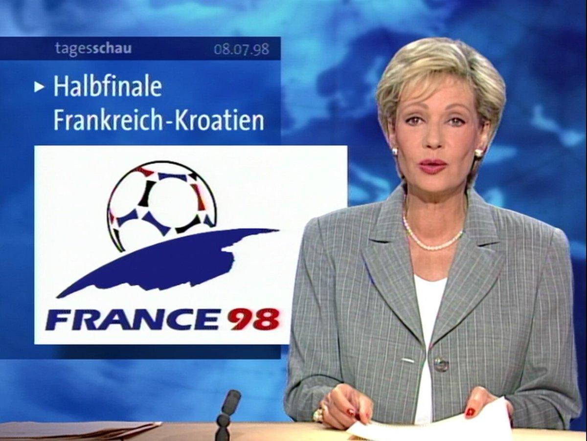 [8.7.98] Kroatien verpasst mit der Niederlage gegen Frankreich die WM-Überraschung.