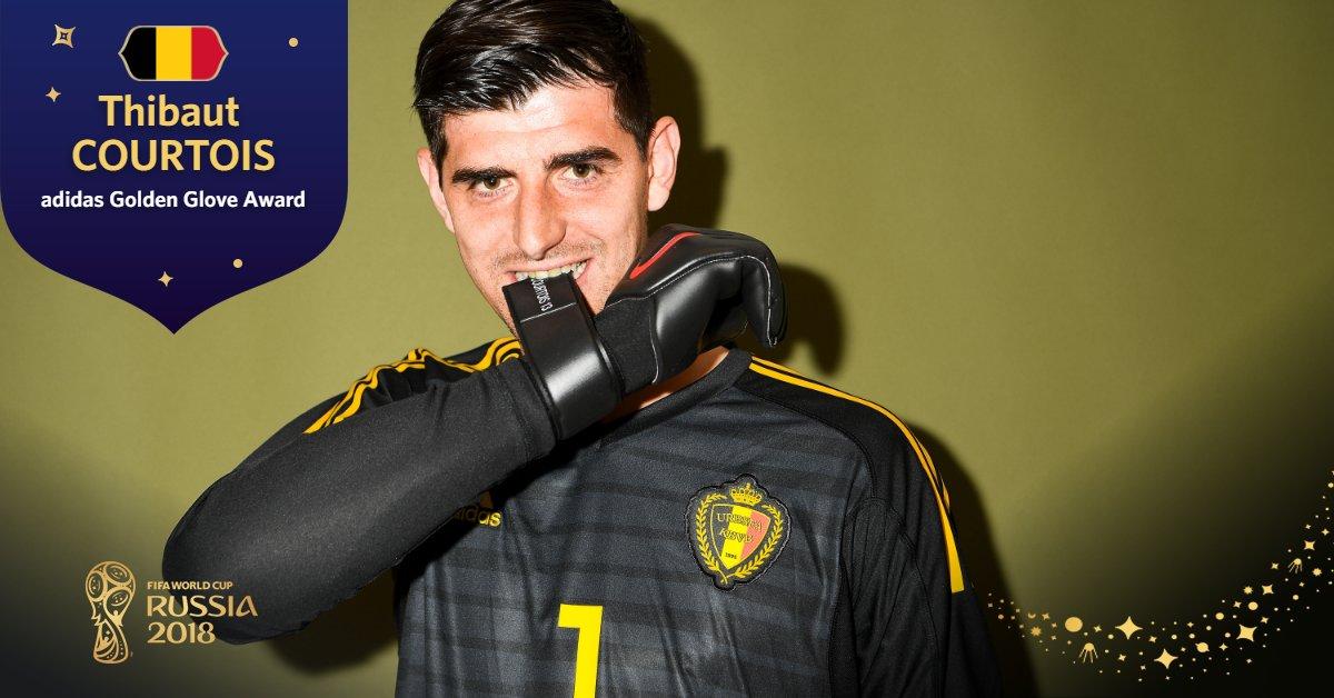 new cheap a few days away quality design WorldCup, Thibaut Courtois, Golden Glove | Baaz
