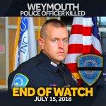 Officer Michael Chesna Twitter Photo