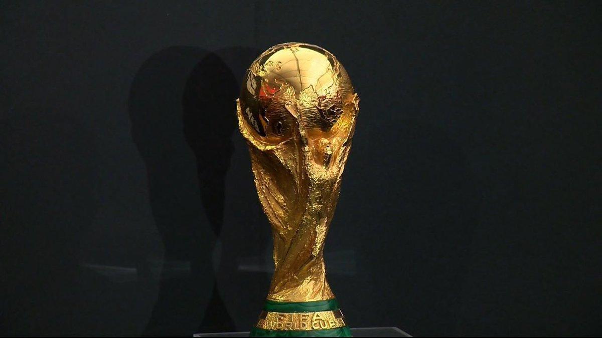 O que acontece com a taça da Copa do Mundo depois da comemoração https://t.co/k4KvZFn6Q7 #G1