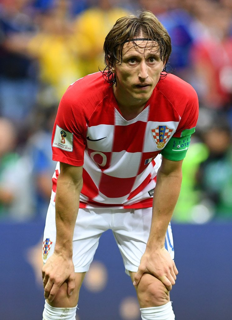 #CRO Luka Modric won the Golden Ball award. He is the 6th straight Golden Ball winner NOT to win the #WorldCup.