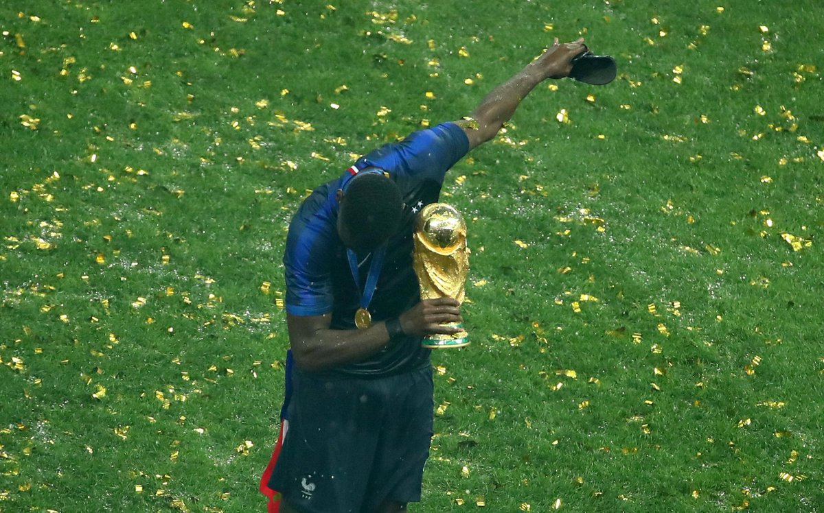 Dab with the #WorldCup?   @paulpogba's completed it 👏