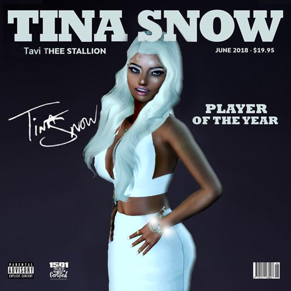 TINA SNOW! Now available! This project is for my Hot Girls Head to Audiomack and STREAM!   https:// audiomack.com/album/octavia- 74/tina-snow &nbsp; … <br>http://pic.twitter.com/t0KalYFoQI