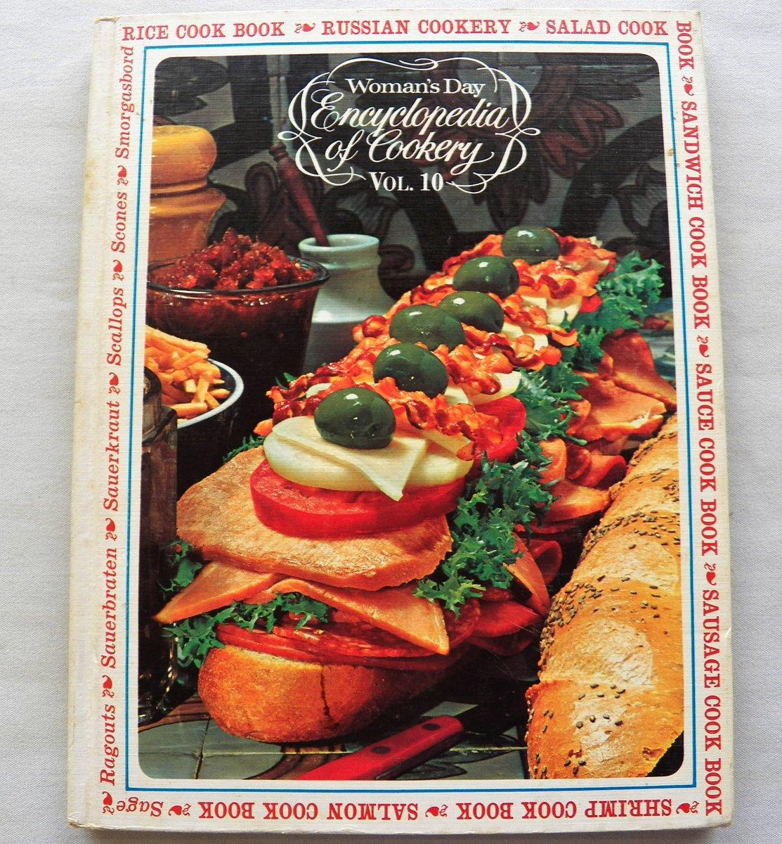 Woman&#39;s Day Encyclopedia Vol. 10 1966 HC #vintagecookbooks #WomansDay #cookbooks #cookbookstores #books #bookstores #usedbooks #BookResque  https://www. ebay.com/itm/Womans-Day -Encyclopedia-Vol-10-1966-HC-cookbooks/323350769584?hash=item4b49352fb0:g:RtAAAOSwJTta2KQp &nbsp; … <br>http://pic.twitter.com/m20AEOKYK5