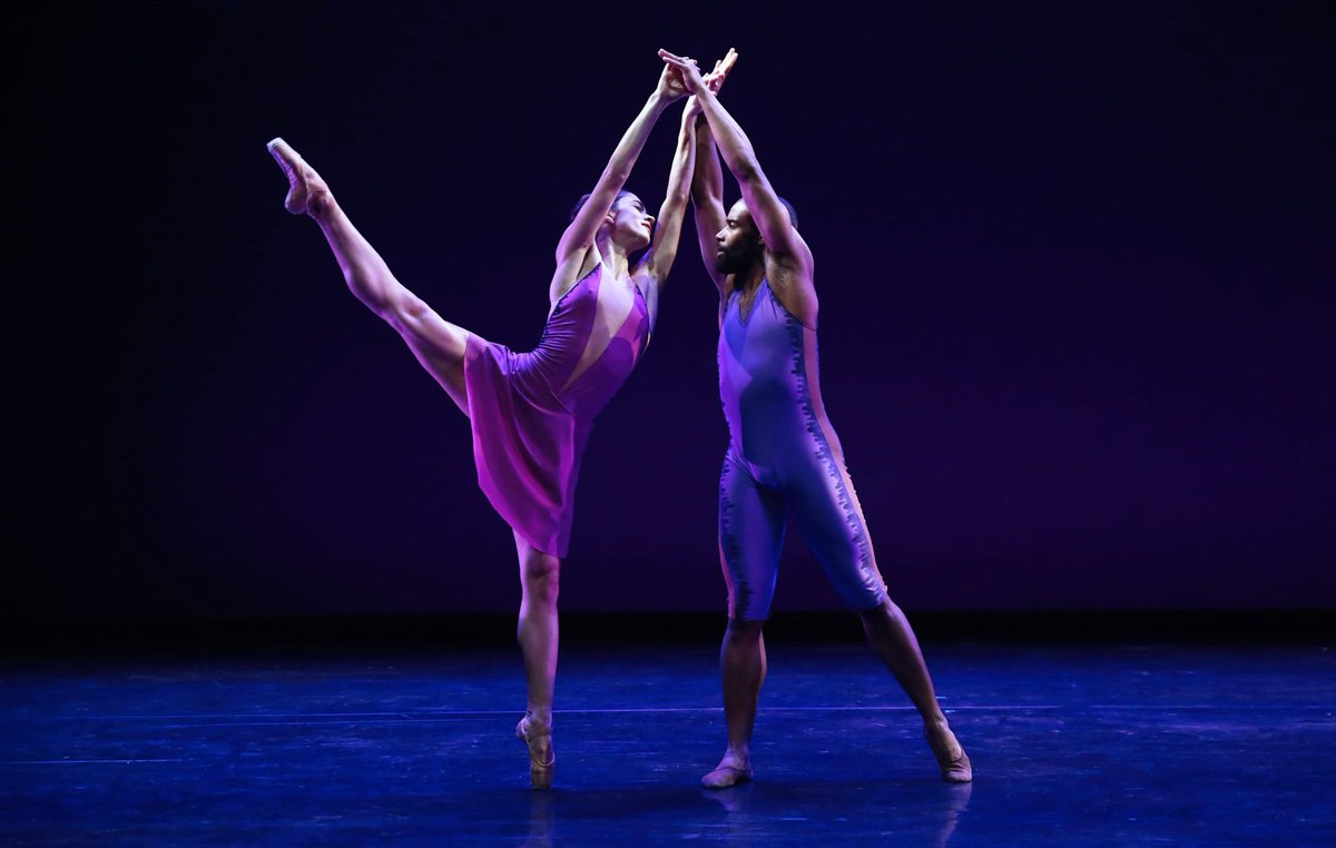 Check out BalletX, Philly's ballet troupe, at the Wilma Theater for some live music and movement! Tickets + details here: https://t.co/voGfY3BJJL