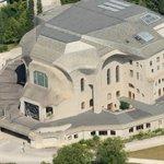 """Au Goetheanum, cœur de l'univers anthroposophe- """"Cette intrigante citadelle en béton fut conçue dans les années 1920 par Rudolf Steiner pour abriter le siège de sa société spirituelle."""" https://t.co/9uaMSXSmf6 via @letemps"""