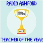 Image for the Tweet beginning: #Ashford's #Teacher of the Year