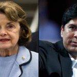 Image for the Tweet beginning: CA Democrats endorse de León