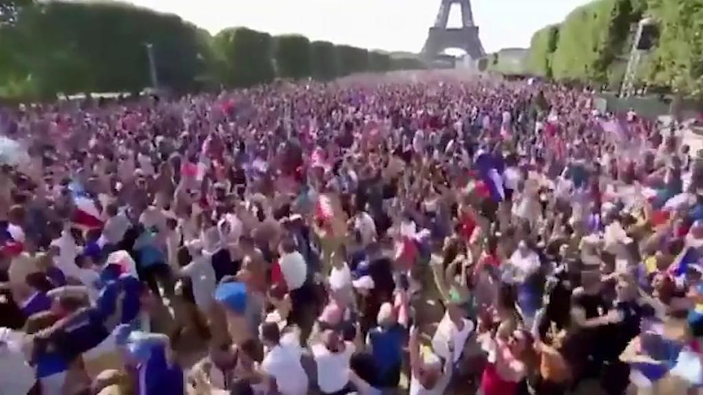 Russia 2018, la Francia vince il Mondiale: il boat...