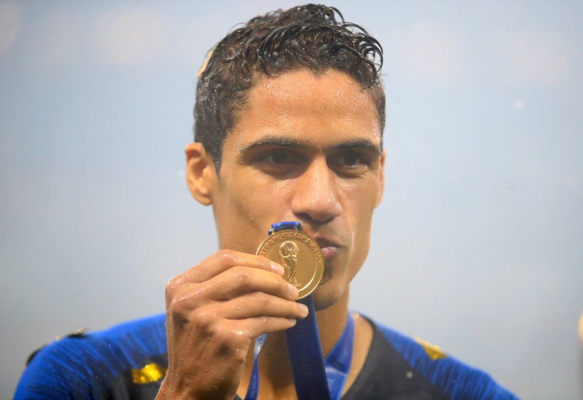 Varane has now won more trophies in his lifetime (16) than Liverpool have in the last 25 years...  #WorldCupFinal <br>http://pic.twitter.com/nwXn3UGaIA