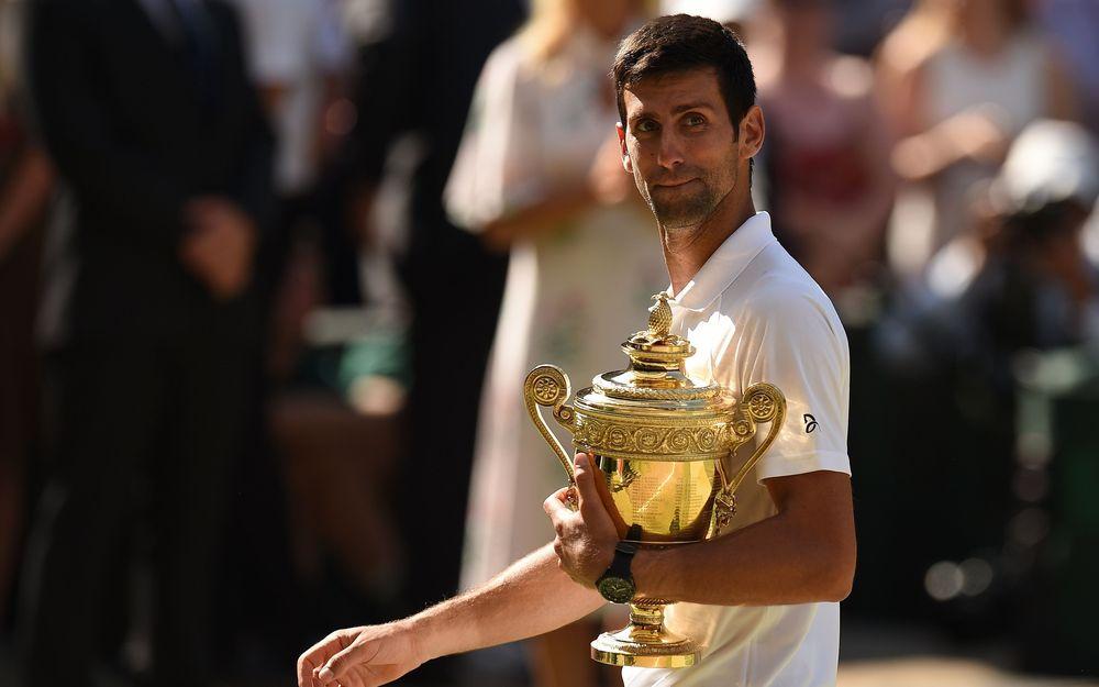 Wimbledon : Novak Djokovic bat Kevin Anderson et s\