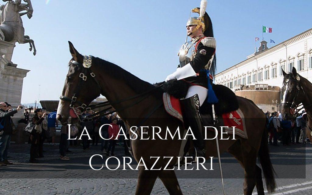 La Caserma del Reggimento #Corazzieri è aperta alla cittadinanza, prenota qui la tua visita 👇 https://t.co/CV8dtLZ28S