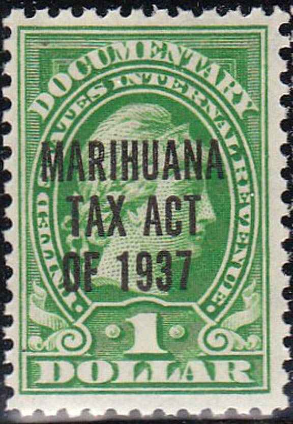 Darkside Inc On Twitter Marihuana Tax Act Stamp Of 1937