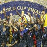 Selección de Francia Twitter Photo