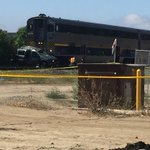 Image for the Tweet beginning: Update: Amtrak officials say train