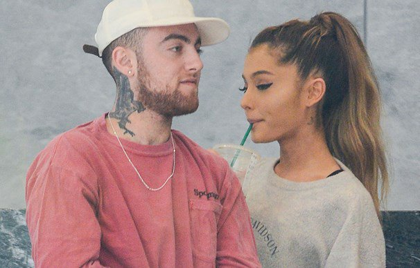 Mac Miller has shaded the hell out of Ariana Grande https://t.co/c7IuG7khqW