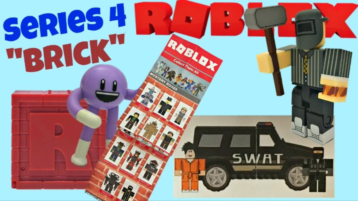 Lily On Twitter Here Is A Sneak Peek Of The Roblox Toys Series 4