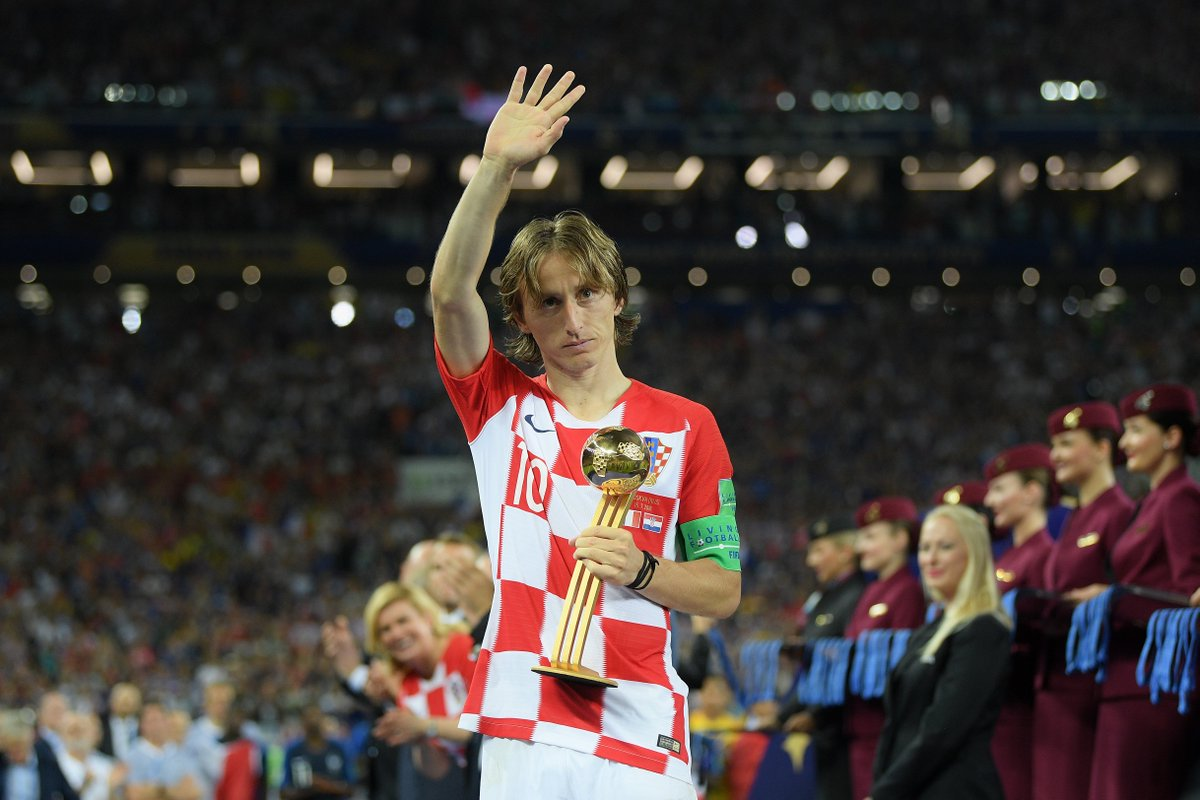 FIFA World Cup's photo on Modric