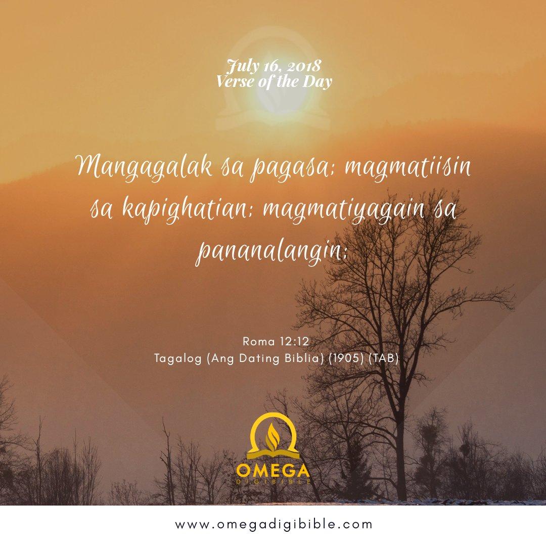 Tagalog ang dating biblia download