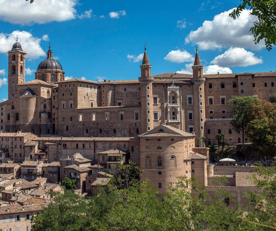 Le #Marche, #Urbino e il Rinascimento ...  https://t.co/PdyteCuGic  #destinazionemarche