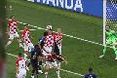 Russia 2018, Francia batte Croazia 4-2 e vince il ...