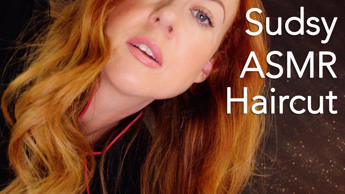Asmr Haircut Audio The Best Haircut Of 2018