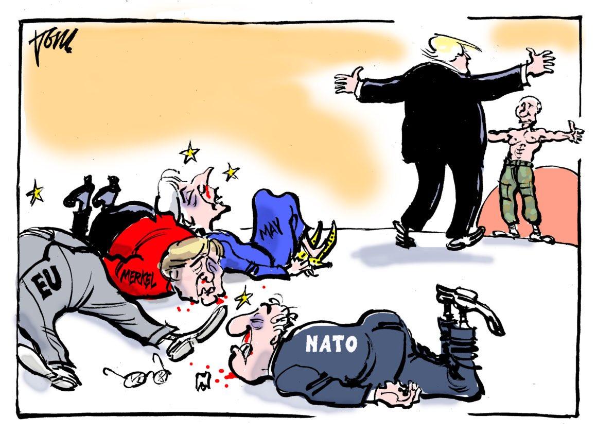 Россия остается враждебной для наших ценностей и идеалов. США должны сосредоточиться на привлечении РФ к ответственности, - спикер Палаты представителей Конгресса Райан - Цензор.НЕТ 7242