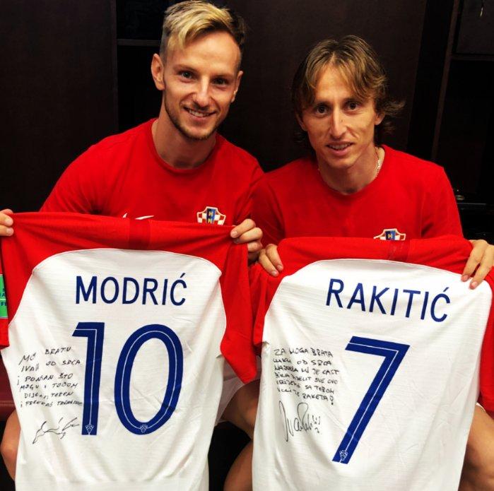 Invictos's photo on Rakitic
