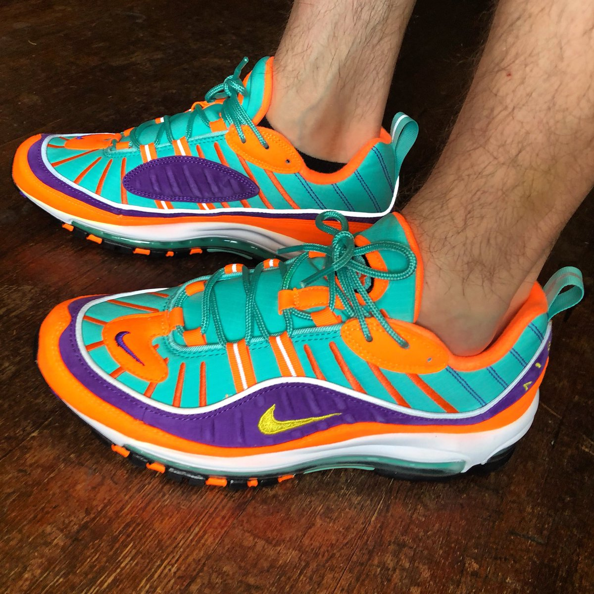pretty nice d7ee3 acdf8 airmax98cone hashtag on Twitter