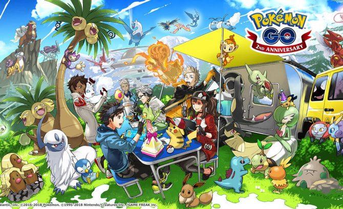 Pokémon GO incluirá pronto la cuarta generación bit.ly/2uAdmII