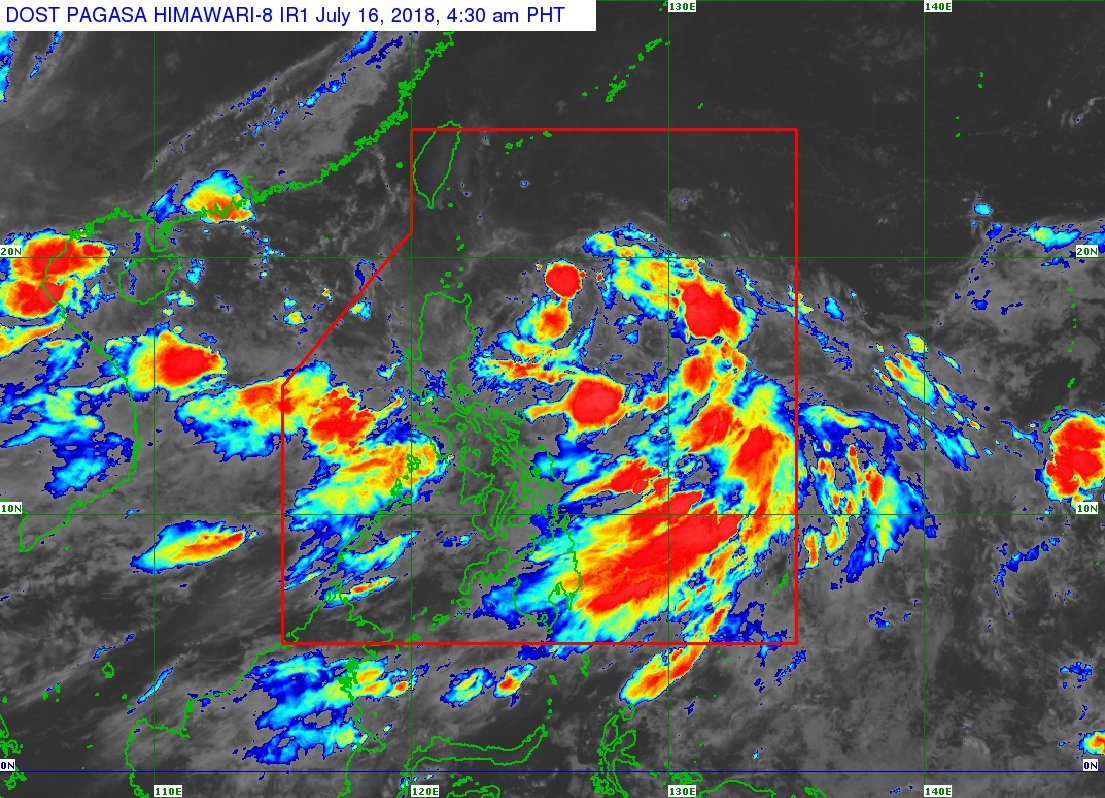 TROPICAL CYCLONE WARNING SIGNAL #HenryPH  TCWS #1  (30-60kph expected in 36 hrs)  Batanes, Northern portion of Cagayan including Babuyan Group of Islands, Northern portion of Apayao, and northern portion of Ilocos Norte