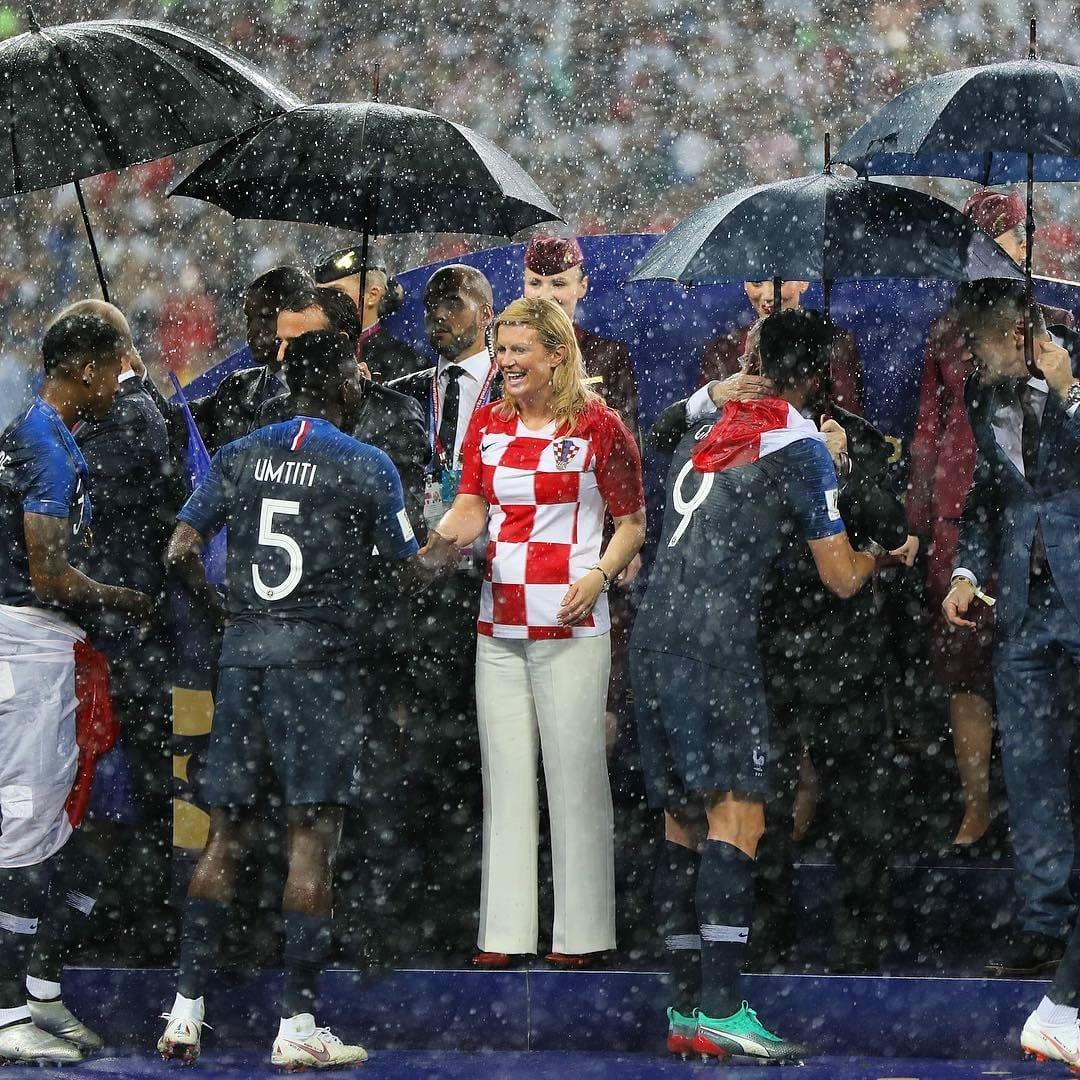 ANDREA NIETO's photo on Croacia