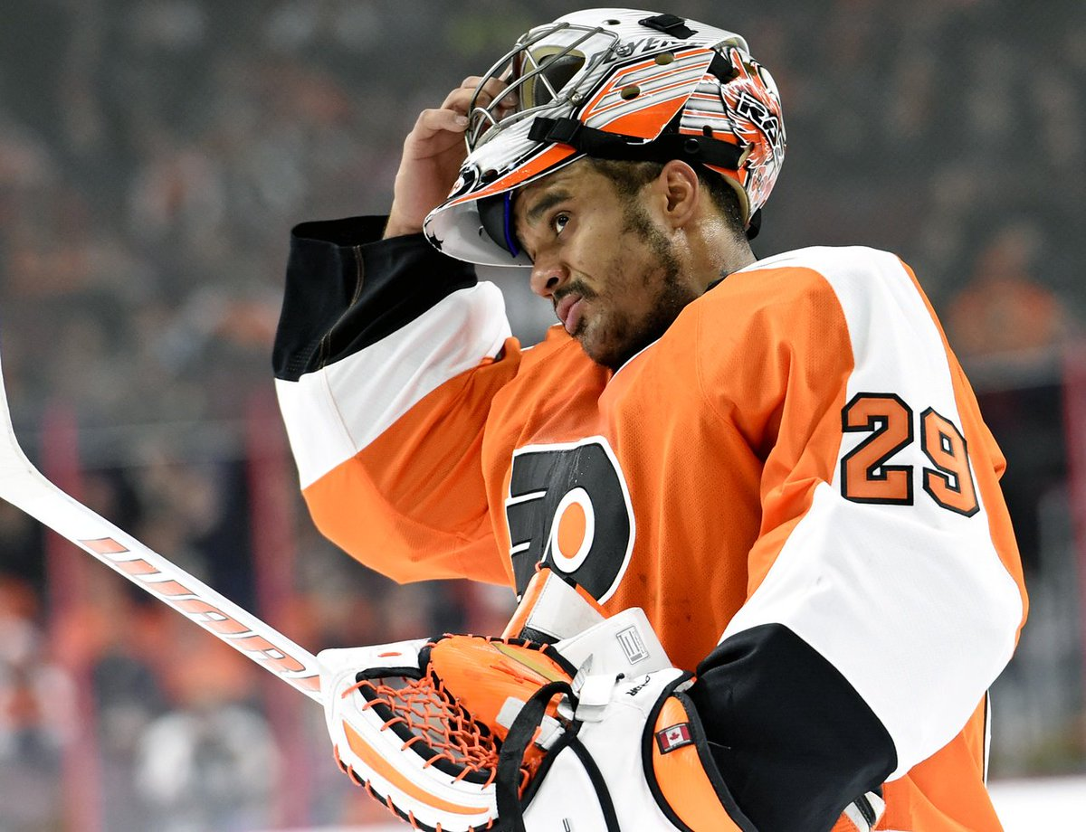 #BREAKING Former @NHLFlyers goalie Ray Emery dies in swimming accident: https://t.co/74lY8b07dI