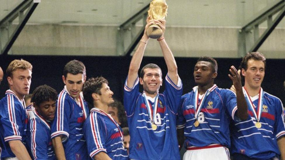 📅12 July 1998:  #FRA beat #BRA to win #WorldCup 🏆  📅15 July 2018:  #FRA beat #CRO to win #WorldCup 🏆