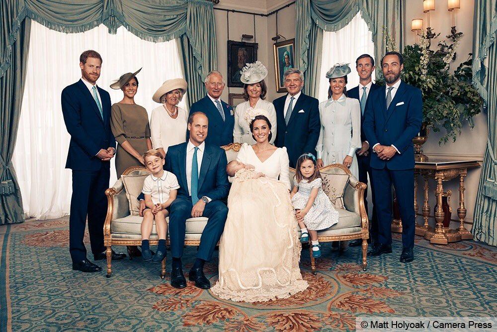 CREDIT: Kensington Palace /  MATT HOLYOAK/CAMERA PRESS
