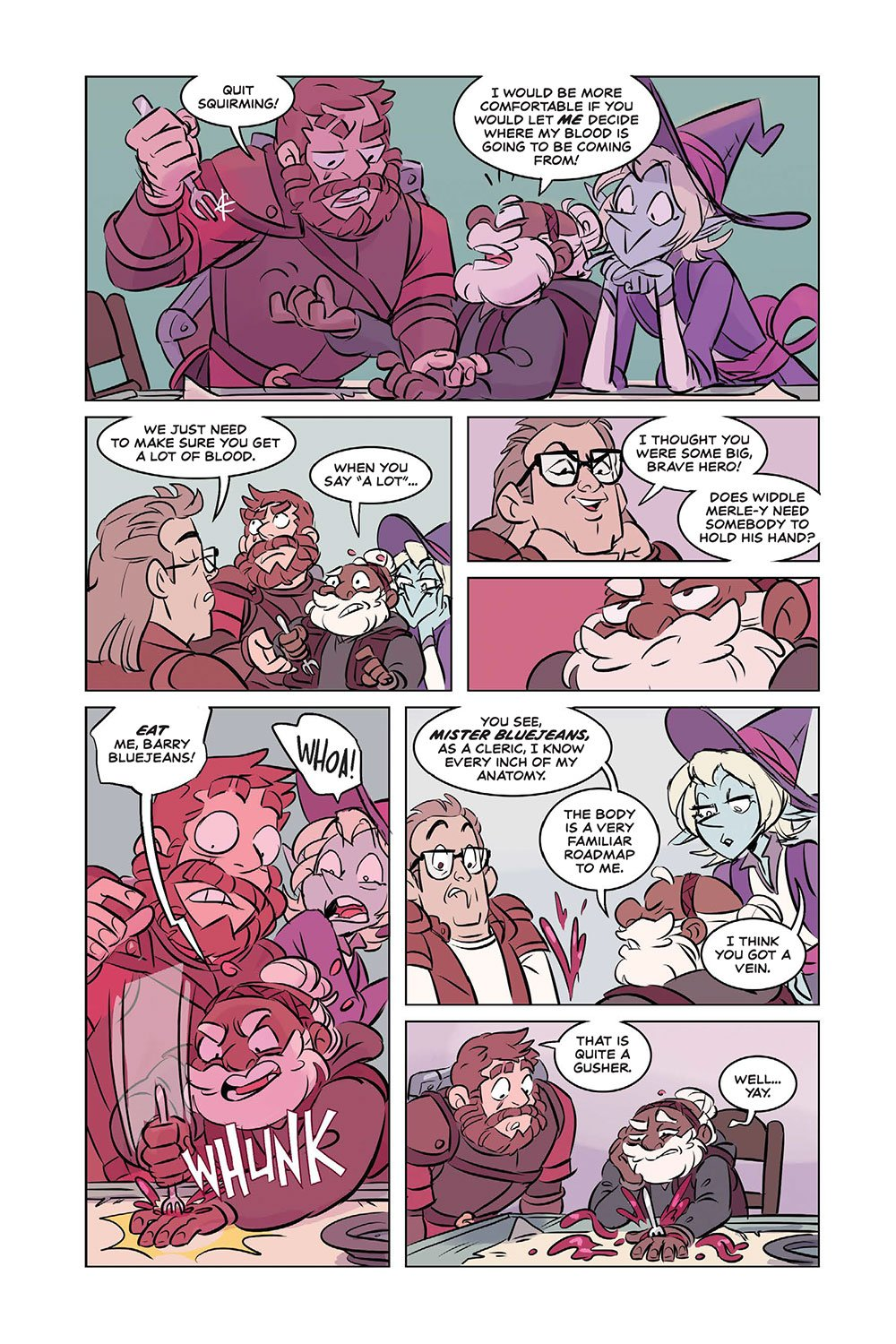 """The Adventure Zone on Twitter: """"Are you prepared for THE ADVENTURE ZONE graphic novel?! Just TWO"""