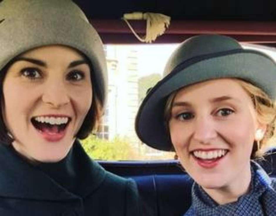 >@Emais_Estadao Atrizes de 'Downton Abbey' falam sobre anúncio de filme nas redes sociais https://t.co/B2EQlgpkUZ