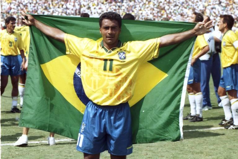 Romário foi o último campeão eleito o melhor jogador da Copa https://t.co/UvnPAATJs7
